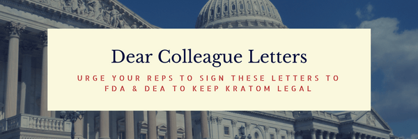 Easy form to contact your local rep in Congress to #KeepKratomLegal & #SaveKratom