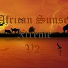African Sunset Xtreme, Herbal Blend, herbal smoke