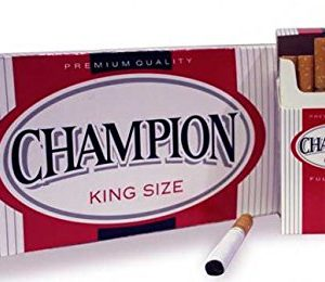 CHAMPION Tobacco FREE Herbal Cigarettes