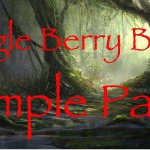 Jungle Berry Blend Sample Pack Herbal Blends