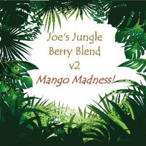 Mango Madness, Herbal Blend, herbal smoke
