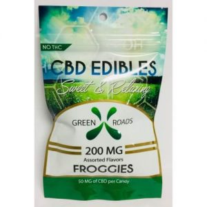 Green Roads 200mg CBD Edibles