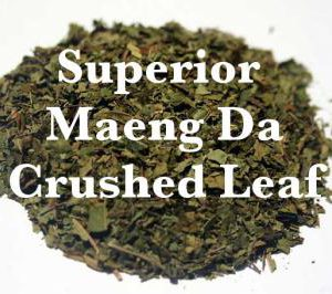 Superior Maeng Da Kratom - Crushed Leaf