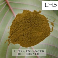 Ultra Enhanced Red Vein (horned) Borneo Kratom