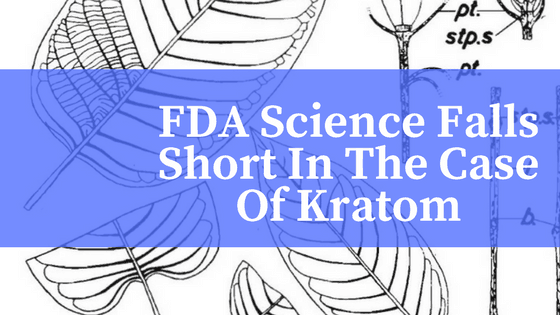 LEADING SCIENTISTS STRONGLY REJECT FDA'S NEGATIVE 8-FACTOR ANALYSIS OF #KRATOM  CALL UPON THE DEA AND NIDA TO RE-EXAMINE KRATOM Because #KratomSavesLives #IamKratom