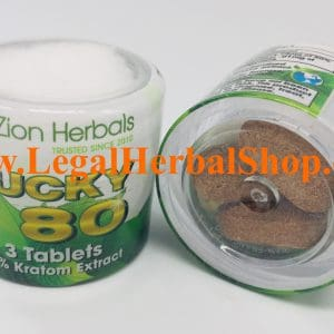LegalHerbalShop-Zion-Herbals-Kratom-Extract-Tablets-75mg-mitragyna-80%